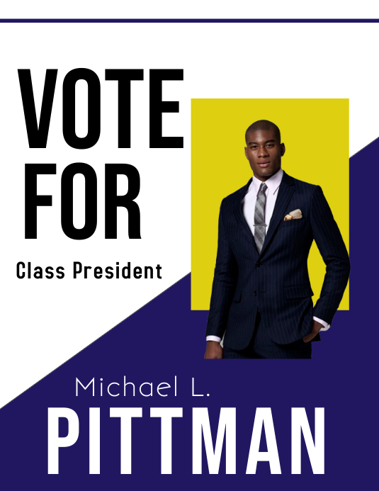 Campaign Flyer