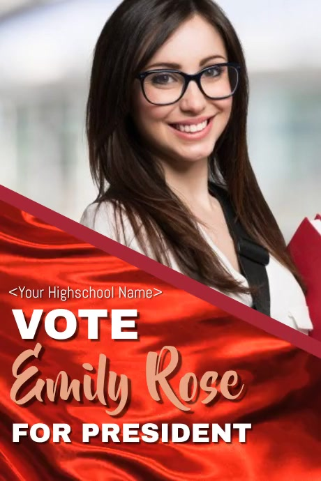 Campaign Poster DIGITAL VIDEO