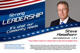 Campaign Poster