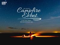 CampFire Event Presentation template