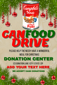Can Food Drive