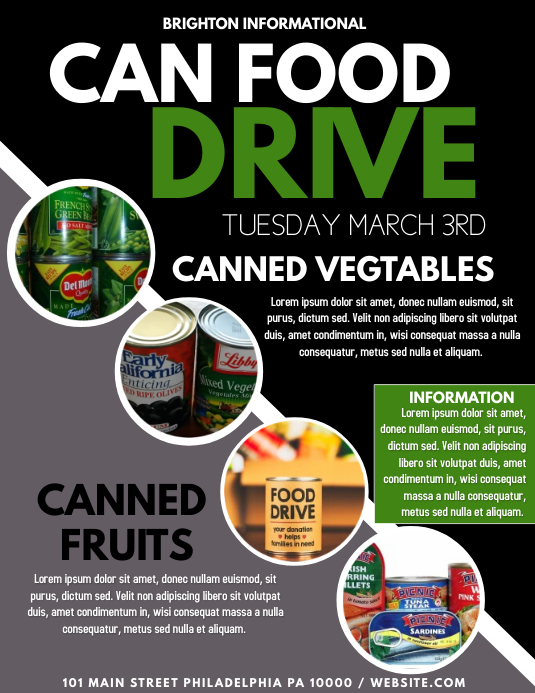 Can food