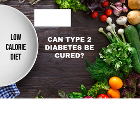 CAn type 2 diabetes be cured?
