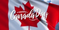 Canada Day 2021 Video Template Facebook Shared Image