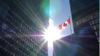Canada Flag Foto de Portada de Canal de YouTube template
