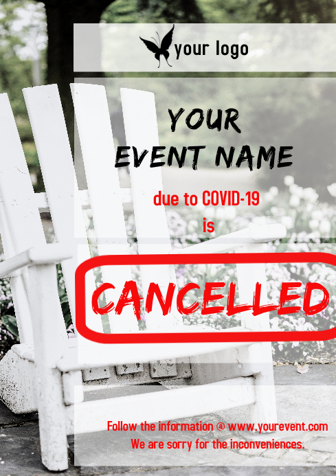 Cancelled_4 A4 template