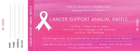 Cancer Support Ticket