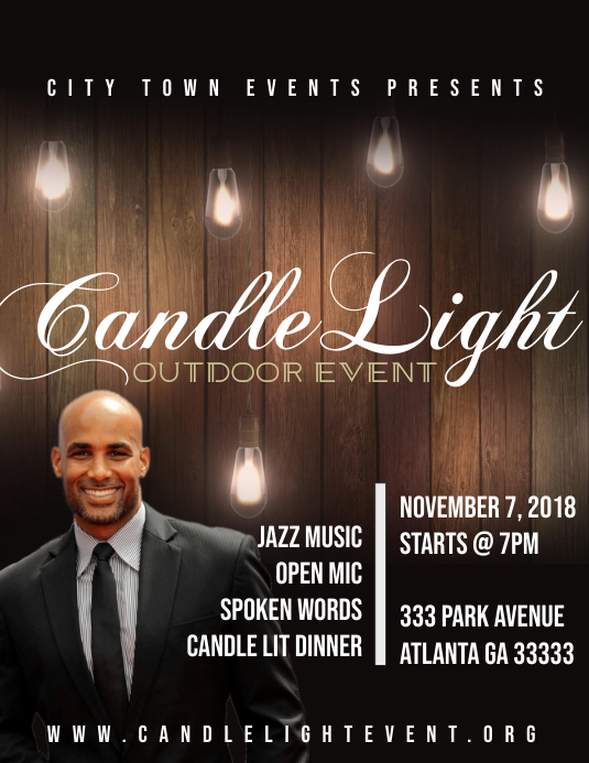 CandleLight Event