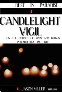 CANDLELIGHT VIGIL VIDEO