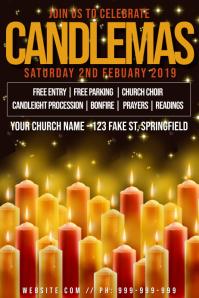 Candlemas Poster