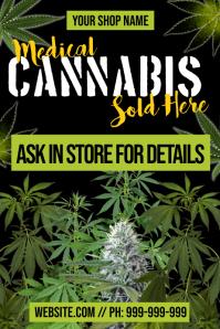 Cannabis Retail Poster