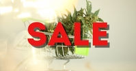 Cannabis Special Offer Price List Ad Sale Facebook Gedeelde Prent template