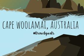 Cape Woolamai, Australia