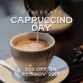 Cappuccino day