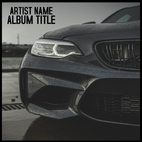 CAR ALBUM COVER