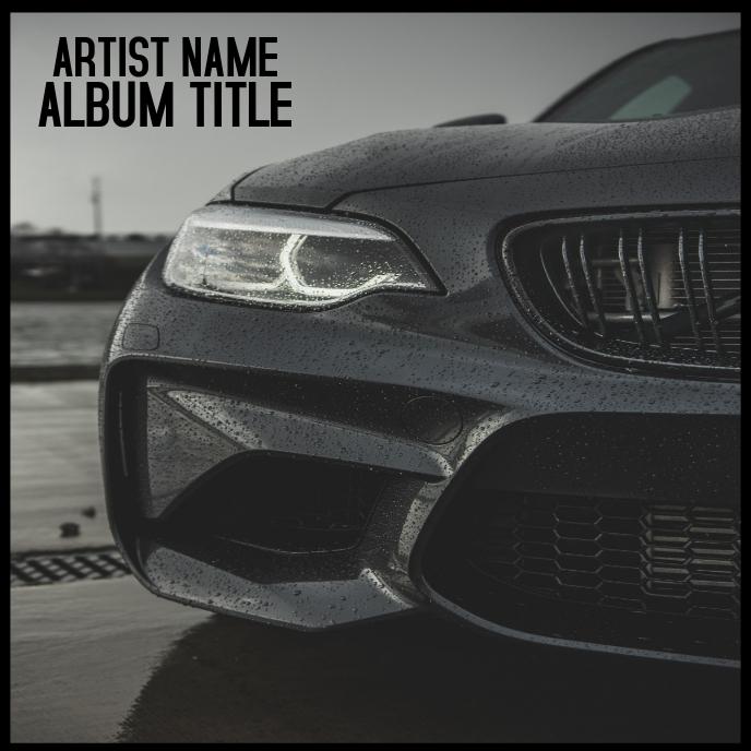 CAR ALBUM COVER