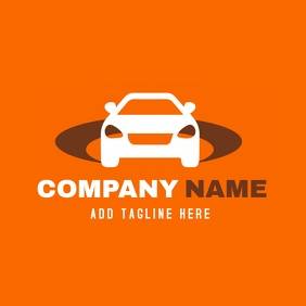 Car company logo car icon