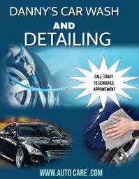 car detailing car wash