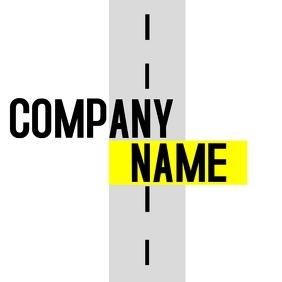 car insurance company logo template