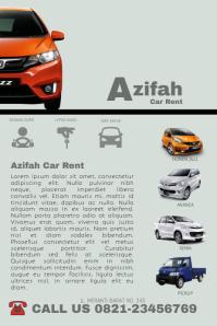Car Rent Poster