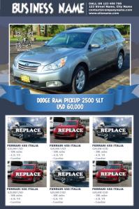 680 customizable design templates for car dealership postermywall
