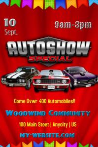 Car show event