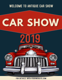 CAR SHOW EVENT TEMPLATE