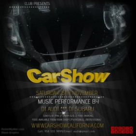 car show video1