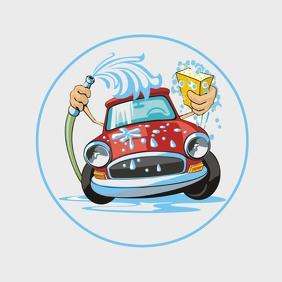 CAR WASH AD TEMPLATE