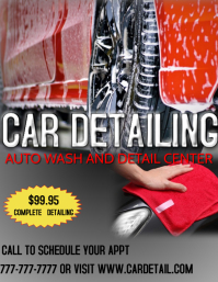 CAR WASH AND DETAILING