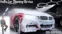 Car Wash Digital Display (16:9) template