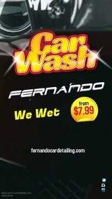 Car Wash Template