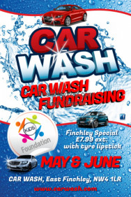 Car Wash Flyer