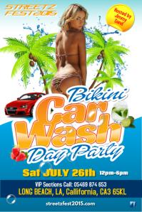 Car Wash Party