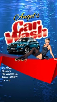 60+ Customizable Design Templates for Carwash | PosterMyWall