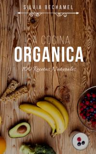 Caratula de Libro de Cocina Orgánica