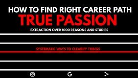 Career Blog Header Template