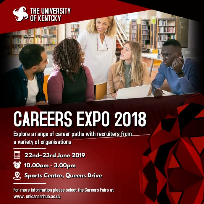 Career Expo Video Template