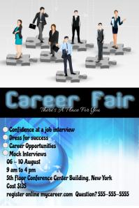 Career Fair/ Job Fair / Feria de Trabajo/ Empleos / Hiring