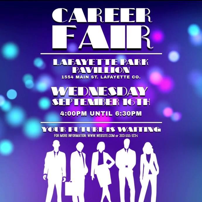 Career Fair Video