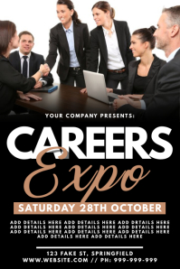 Careers Expo Poster