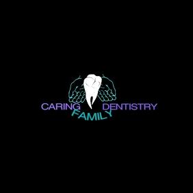Caring Dentist Logo