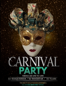 carnival flyer templates,mardi grass templates,event flyers