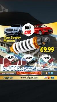 CarParts Warehouse Video Template