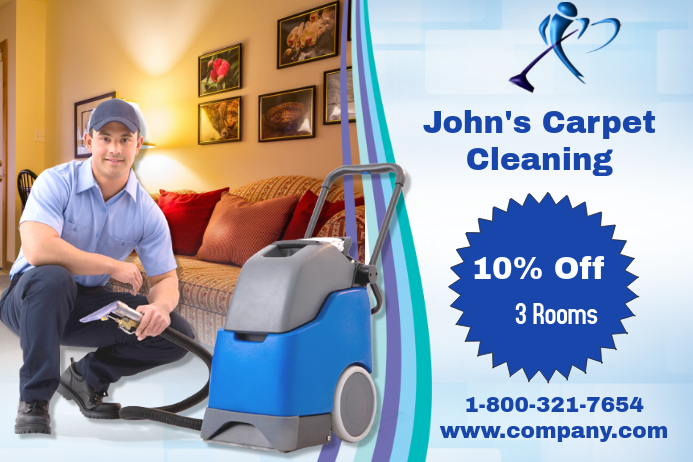 Carpet Cleaning Template