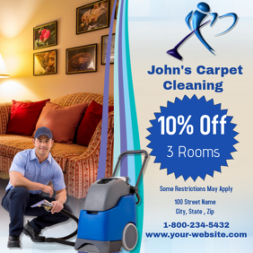 Carpet Cleaning Service Intragram