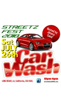 Carwash Day Party
