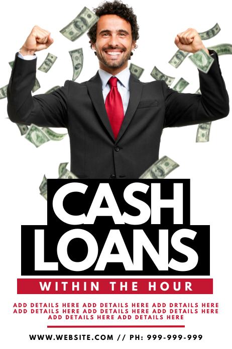 Cash Loans Poster