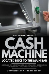 Cash Machine Poster