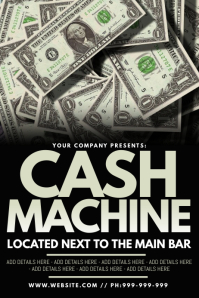 Cash Machine Poster